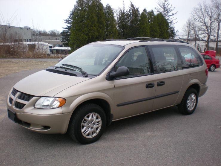 2004 Dodge Grand Caravan FMV