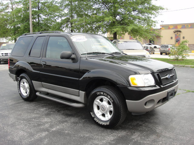 2003 Ford Explorer BHPH Fair Market Value