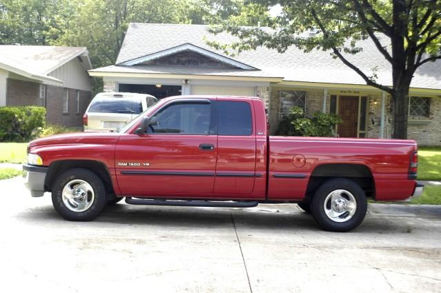 1998 Dodge Ram 1500 Truck FMV