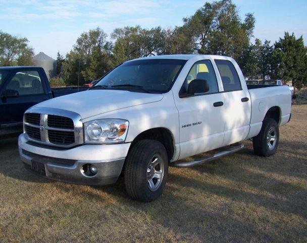 2007 Dodge Ram 1500 Truck FMV
