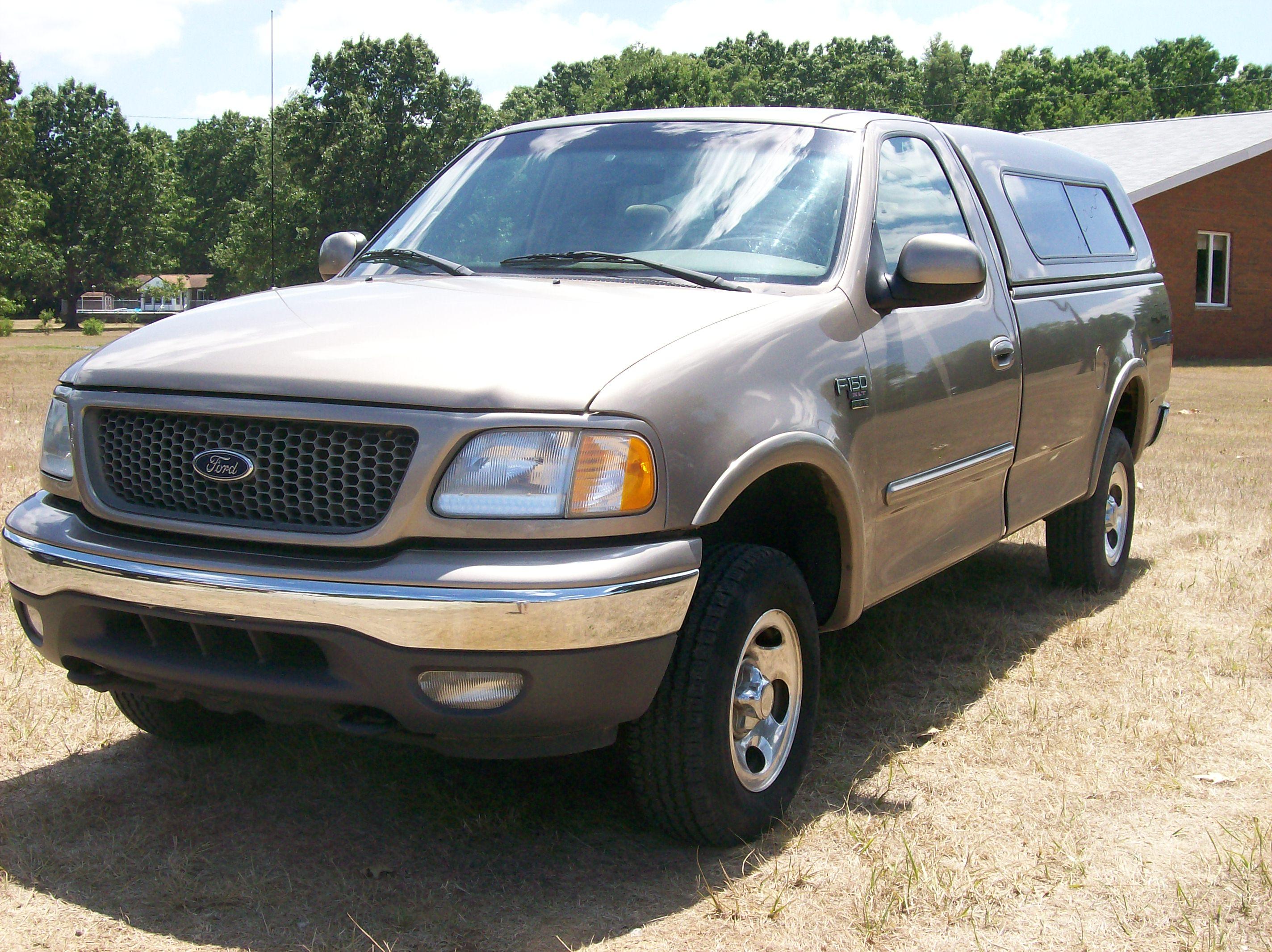 2001 Ford F150 BHPH Fair Market Value